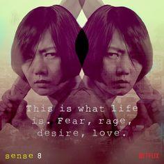 Sense8 - Sun Bak