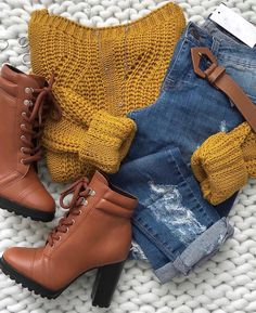 Best Cute Fall Outfits Part 31 Casual Fall Outfits, Fall Winter Outfits, Autumn Winter Fashion, Trendy Outfits, Fashion Outfits, Womens Fashion, Fall Fashion, Mode Jeans, Cooler Look