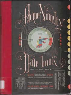 The Acme Novelty Date Book (2003) Chris Ware