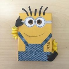 Do It Yourself: Minion surprise Minion Surprise, Spongebob, Minions, Kylie, Pikachu, Blog, Character, Sponge Bob, Minion Stuff