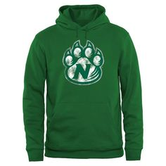 Northwest Missouri State Bearcats Big & Tall Classic Primary Pullover Hoodie - Green