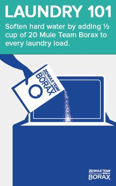 1000 images about laundry 101 tips tricks on pinterest gov 39 t mule laundry and laundry for 20 mule team borax swimming pools