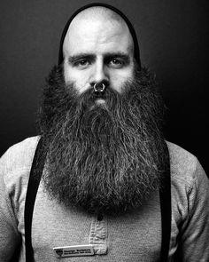 A Book of Beards – Justin James Muir