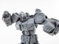 Perfect Effect has updated their with new images for their next release in the PE-DX line. PE-DX-03 is the previously shown at Botcon, unofficial Fortress