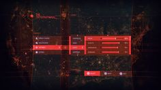Several different Ui and FUI works for Movies, Games, and job interviews - Davison Carvalho
