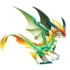 Learn about the free allure dragon in dragon city and how to breed it in this guide! Dragon City Cheats, Green Dragon, Monsters, Legends, Dragons, Demons, Hipster Stuff, The Beast