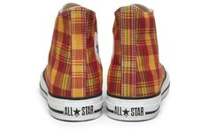 CONVERSE Chuck Taylor All Star Hi & Ox – French-Madras Pack.