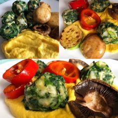 Vadasmártás burgonya gombóccal Kettlebell, Palak Paneer, Ethnic Recipes, Instagram, Food, Essen, Kettlebells, Meals, Yemek