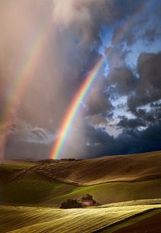 GENESIS 9:13 ~ I do set my bow in the cloud, and it shall be for a token of a covenant between me and the earth.