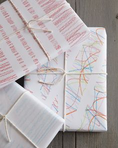 Such a fun idea - great way to make that special gift even more unique.