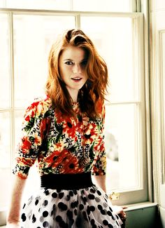 Rose Leslie plays Ygritte on GOT