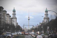 Mittwoch, 10.02., 17.00 Uhr – Friedrichshain, Frankfurter Tor: Schöner Ausblick © Laura Plank
