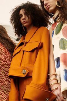 Marques Almeida AW17 womenswear london lfw dazed