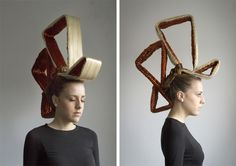 Hairchitecture: When Architects Design Hair Styles