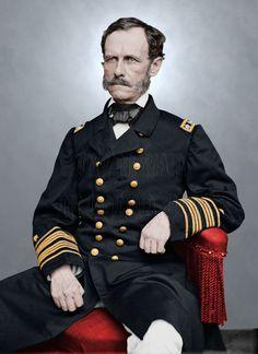 Admiral Dahlgren Union Navy Civil War