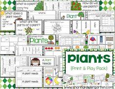 Freebielicious: Plant {Print & Play Pack} FREEBIE