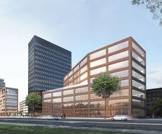 Revitalisierung SPIEGEL-Grundstück. Hamburg | RKW Architektur + Städtebau