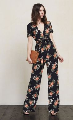 Spring's Prettiest Jumpsuits, Rompers, and One-Pieces Indian Designer Outfits, Designer Dresses, Rompers Women, Jumpsuits For Women, Fashion Pants, Fashion Outfits, Elegant Maxi Dress, Business Dresses, Western Dresses