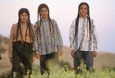 Yazidi (Yezidi, Ezidi ) boys