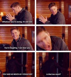 [SET OF GIFS] Gag reel (*whimper* middle-left pic... LOVE THAT SMILE!!)