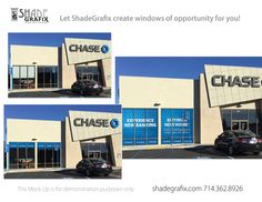 Custom Printed Window Shades are designed for commercial applications and are a great branding tool as well as a vehicle to promote product sales exposure. ShadeGrafix Window Shades convey your message without blocking views.  Visit us at http://www.shadegrafix.com/