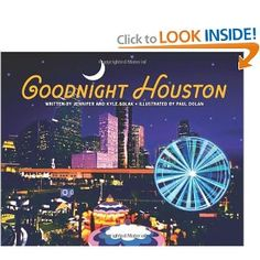 Goodnight Houston children's book. such a cute book for kids, teaching them about sights of the city they live in :)  Pick up your copy at Thread Houston! www.threadhouston.com, $17.95