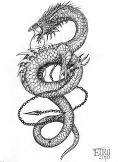 Chinese Legend by etrii.deviantart.com on @deviantART
