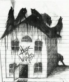 house of wolves art... love it a bit too much