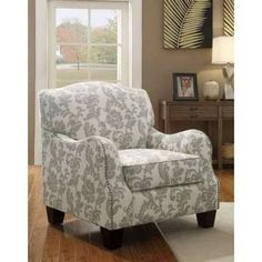 overstuffed chairs and ottomans - Google Search
