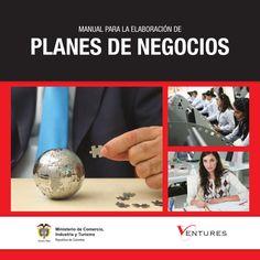 Manual elaboración planes de negocios by Emprende Colombia - issuu