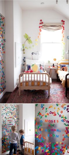 500 sq ft Apartment in San Francisco: The Kids Room | Oh Happy Day!