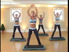 Amy Bento -  Advanced Step Challenge - YouTube