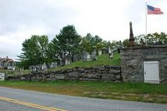 Guide to whose buried in Cavendish Cemeteries.
