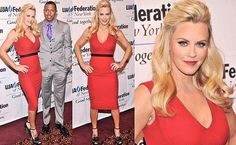 #Vegan #JennyMcCarthy is red-hot at New York gala; once weighed 211 lbs.