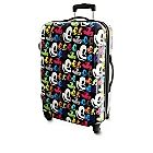 Mickey Mouse Icon Rolling Luggage - 26'' | Disney Store