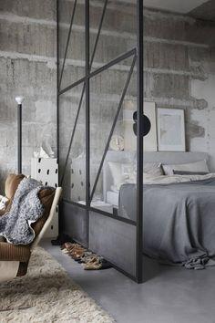 Interior Stylist, Interior Design, Studio Interior, Interior Colors, Scandinavian Loft, Scandinavian Interiors, Style Loft, Rustic Apartment, Brainstorm