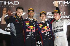 2013 Abu Dhabi Grand Prix #AbuDhabi2013
