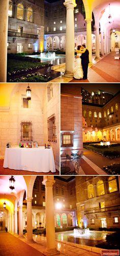 Boston Public Library Wedding | Person + Killian Photography