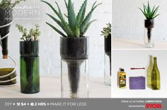 HomeMade Modern DIY EP1.2 Desktop Planter Postcard A lot of homemade inspiration