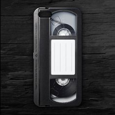 This is so cool... Retro - VHS iPhone 4 and 5 Case and Samsung Galaxy S3/S4 by theminifab, $12.99