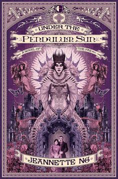 """Under the Pendulum Sun by Jeannette Ng. """"Jeannette Ng's imagery is breathtaking, her setting dark and delightful, and her use of theology is pure genius. Jeannette Ng is originally from Hong Kong but now lives in Durham, UK. Fantasy Story, Fantasy Books, Sci Fi Fantasy, Fantasy Faction, Good Books, My Books, Film Books, Best Short Stories, Beautiful Book Covers"""