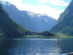 De Noorse Fjorden, het neusje van de zalm