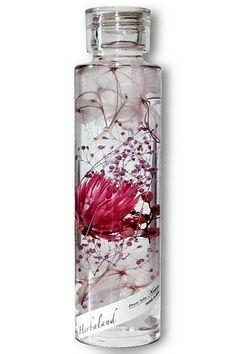 Amazon|かのん ハーバリウム プリザーブド フラワー クリアキャップ採用 JHA シリンダーボトル (ピンクガーリー)|プリザーブドフラワー オンライン通販