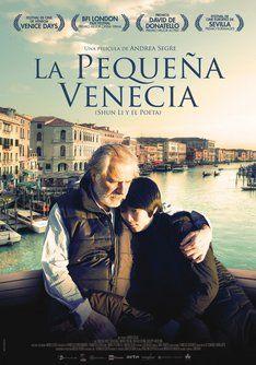 """Tráiler de """"La pequeña Venecia"""". Información, sinópsis y ficha técnica de la película #movies #films #peliculas"""