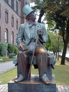 Happy Birthday to Hans Christian Andersen, 1805–75, Danish poet, novelist, and writer of fairy tales. (April 2, 2011)