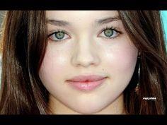 OS OLHOS MAIS BONITOS DO MUNDO. Pessoas com olhos lindos e incríveis que...