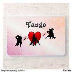 Tango Dancers HP Laptop Skin