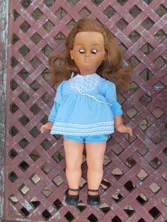 Vintage Bella Doll French 15 inch   7.2+2.8 listed bin