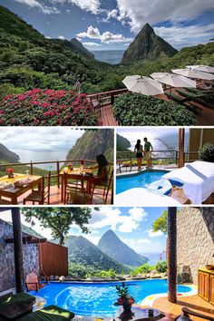 Who needs a fourth wall? Wake up every morning to pure bliss at Ladera Resort and create memories that last a lifetime!