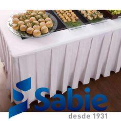 Chegando a hora do almoço e você sempre nota as toalhas de mesa? Vem conferir as nossas! Temos diversas toalhas para a sua empresa, de acordo com a necessidade 11 2069-3500 sac@sabie.com.br www.sabie.com.br